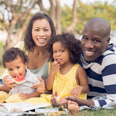 Minha familia e um pouquinho do mundo
